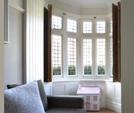 Casement windows Brighton & Shutters Brighton