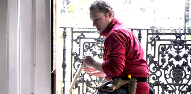 Jon Davis - Sash window installer brighton top notch sash