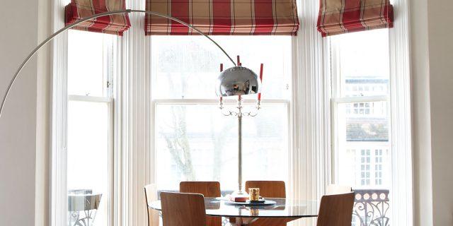 New Sash Windows in Victorain living room